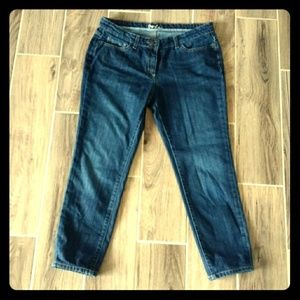 Boden cropped jeans 10p